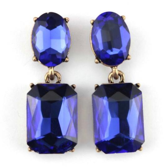 Preload https://item5.tradesy.com/images/kate-spade-blue-and-gold-crystal-dangling-drop-earrings-23781764-0-0.jpg?width=440&height=440