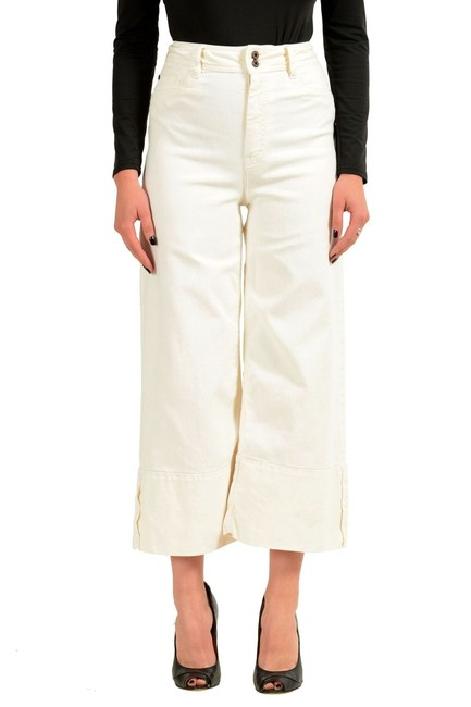 Preload https://item5.tradesy.com/images/just-cavalli-off-white-women-s-stretch-cropped-trouserwide-leg-jeans-size-28-4-s-23781769-0-0.jpg?width=400&height=650
