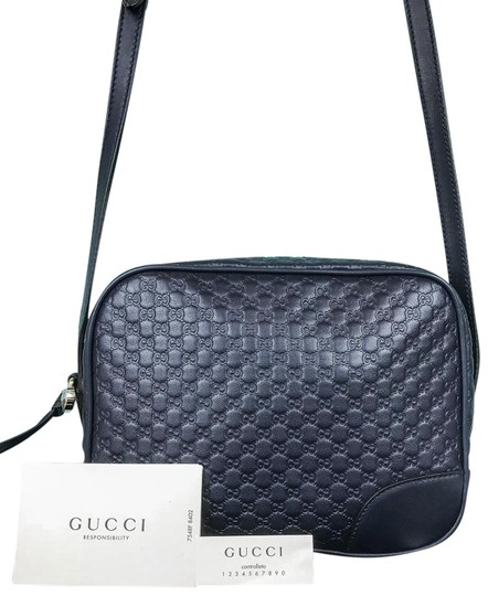 Preload https://item1.tradesy.com/images/gucci-bree-guccissima-navy-blue-leather-cross-body-bag-23781795-0-1.jpg?width=440&height=440