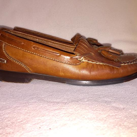 Bostonian Impression medium brown Flats