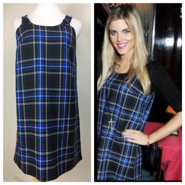 Preload https://item1.tradesy.com/images/lf-blue-black-you-tartan-pinafore-plaid-sleeveless-short-casual-dress-size-4-s-23781820-0-0.jpg?width=400&height=650