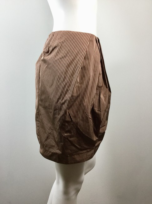Lida Baday Mini Skirt Brown