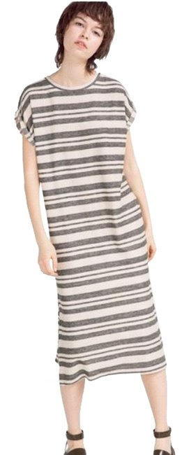 Preload https://img-static.tradesy.com/item/23781857/zara-striped-slit-midi-mid-length-casual-maxi-dress-size-6-s-0-1-650-650.jpg