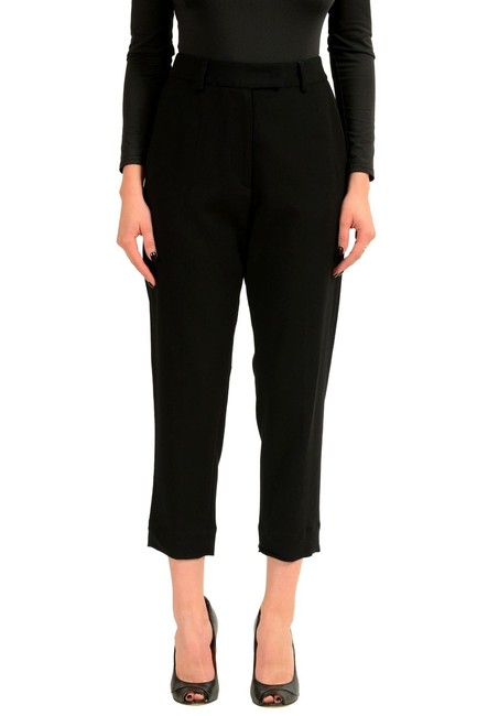 Preload https://item1.tradesy.com/images/just-cavalli-black-women-s-stretch-casual-capricropped-pants-size-4-s-27-23781900-0-0.jpg?width=400&height=650