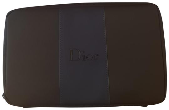 Preload https://item2.tradesy.com/images/dior-black-and-blue-cosmetic-bag-23782006-0-1.jpg?width=440&height=440
