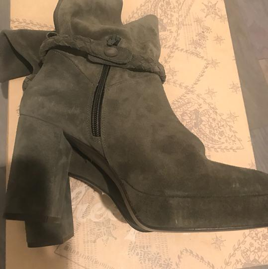 Free People Olive/Green Boots