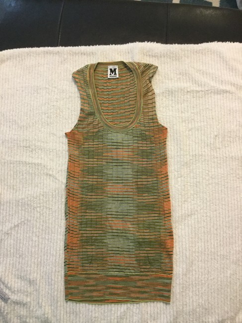 Missoni Knit Russet White Top