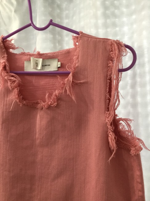 MARQUES'ALMEIDA short dress Pink on Tradesy
