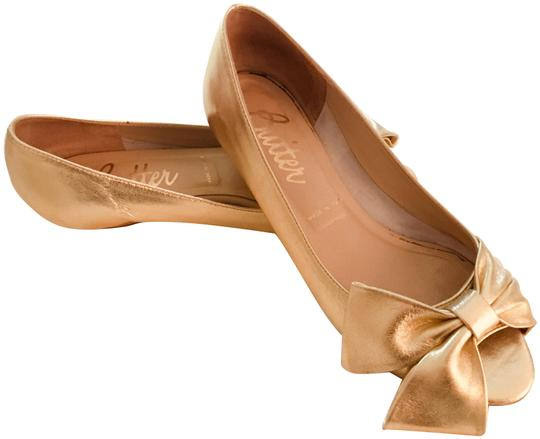 Preload https://item5.tradesy.com/images/butter-gold-italy-with-bow-wedges-size-us-7-regular-m-b-23782134-0-1.jpg?width=440&height=440