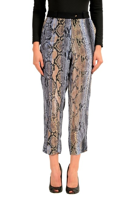 Preload https://img-static.tradesy.com/item/23782138/just-cavalli-multicolor-women-s-animal-print-casual-capricropped-pants-size-4-s-27-0-0-650-650.jpg