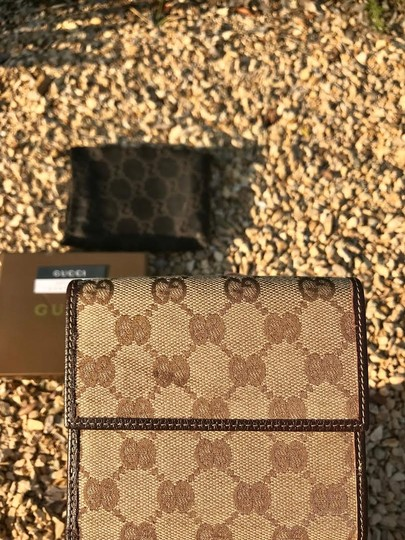 Gucci Soft Master Nero Canvas Wallet