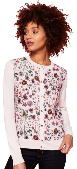 Preload https://item1.tradesy.com/images/ted-baker-pink-cler-unity-floral-wa7w-gk36-sz1-cardigan-size-2-xs-23782240-0-2.jpg?width=400&height=650