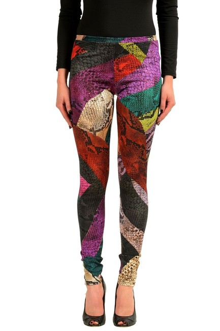 Preload https://item3.tradesy.com/images/just-cavalli-multicolor-women-s-stretch-leggings-size-4-s-27-23782332-0-0.jpg?width=400&height=650