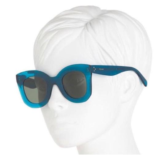 Preload https://item2.tradesy.com/images/celine-blue-special-fit-49mm-cat-eye-sunglasses-23782366-0-0.jpg?width=440&height=440