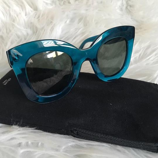 Céline Special Fit 49mm Cat Eye Sunglasses CLINE