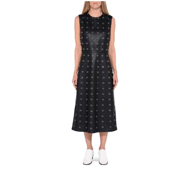 Preload https://img-static.tradesy.com/item/23782390/stella-mccartney-black-ring-mid-length-night-out-dress-size-6-s-0-1-650-650.jpg
