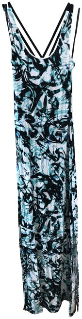 Preload https://img-static.tradesy.com/item/23782392/bebe-green-tie-dye-long-casual-maxi-dress-size-4-s-0-1-650-650.jpg