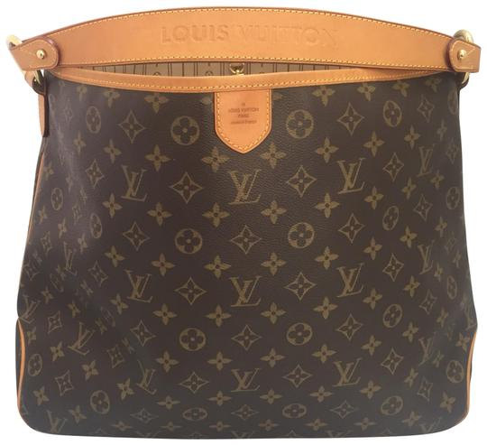 Preload https://item3.tradesy.com/images/louis-vuitton-delightful-mm-brown-monogram-canvas-hobo-bag-23782417-0-1.jpg?width=440&height=440