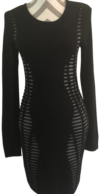 Preload https://item3.tradesy.com/images/express-black-body-con-cut-short-night-out-dress-size-8-m-23782462-0-1.jpg?width=400&height=650