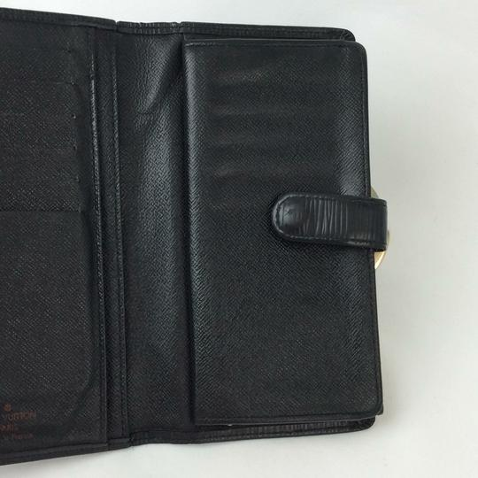 Louis Vuitton Kisslock Continental Epi Wallet