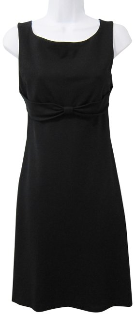 Preload https://item1.tradesy.com/images/diane-von-furstenberg-black-boyd-sleeveless-empire-with-bow-mid-length-night-out-dress-size-2-xs-23782505-0-1.jpg?width=400&height=650
