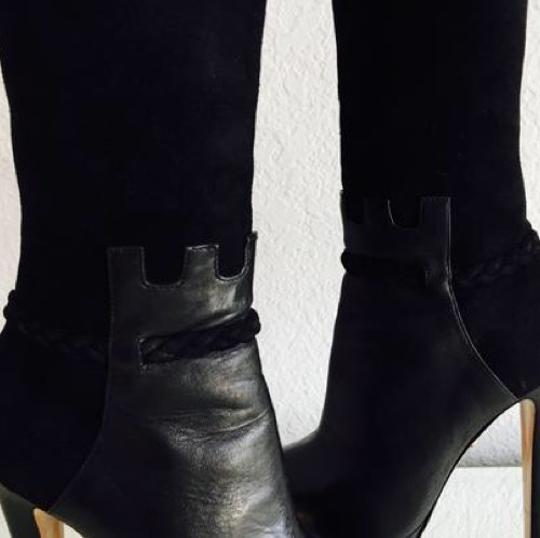 Charlotte Olympia Black Boots