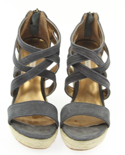 Twelfth St. by Cynthia Vincent Navy Wedges