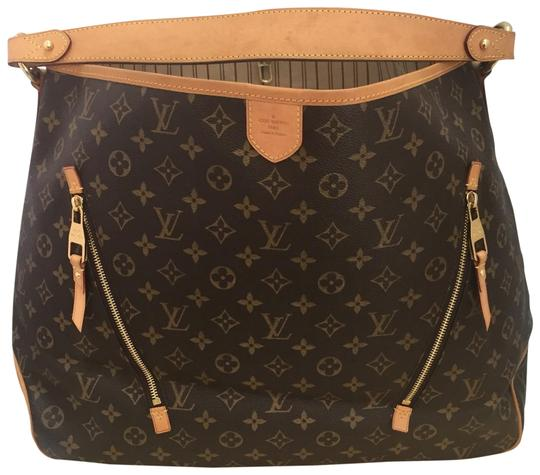Preload https://item3.tradesy.com/images/louis-vuitton-delightful-gm-with-dustbag-and-tags-brown-monogram-canvas-hobo-bag-23782592-0-1.jpg?width=440&height=440