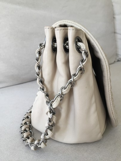 Chanel Leather Chain Shoulder Bag