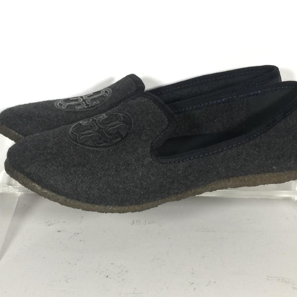 Slipper 32128500 Flats Navy Burch Gray Tory Billy T6ORw