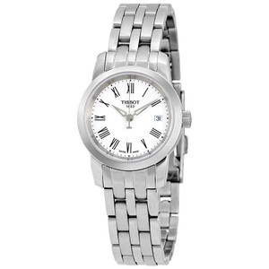 e22ee91a8d6c Tissot T-lady Black Dial Stainless Steel Ladies T0722101105800 Watch ...