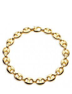 Gucci Gucci Marina 18k Yellow Gold Chain Necklace