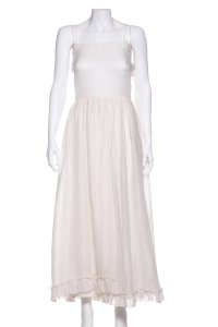 White Maxi Dress by Isa Arfen