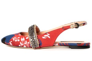 Rochas red Flats