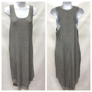 Gray Maxi Dress by Anthropologie