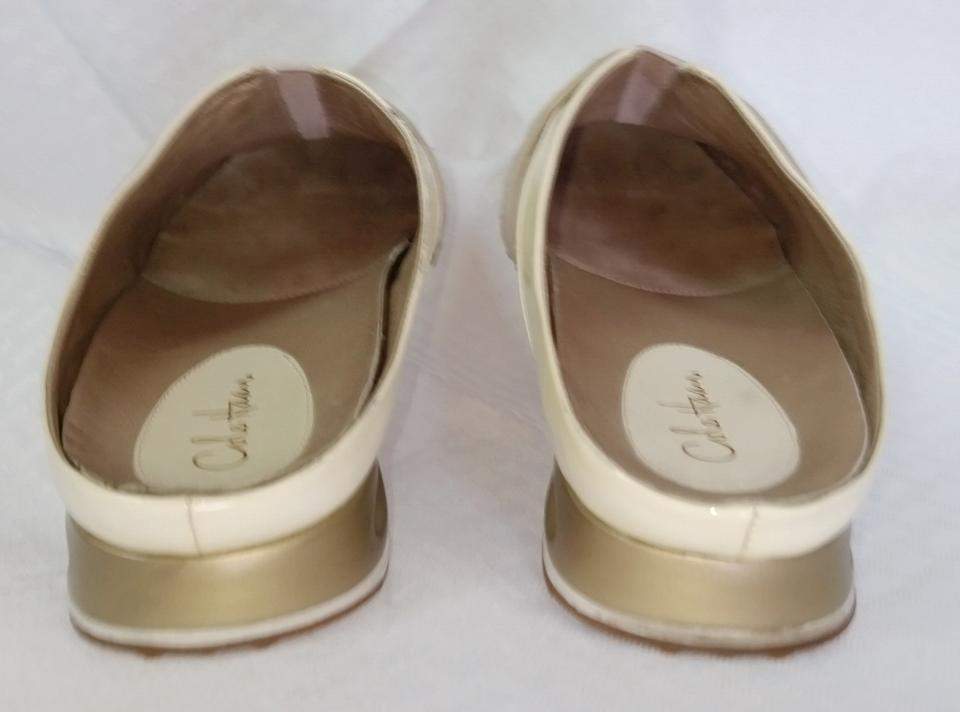 Cole Air Patent and Nike white Flats Haan Cream Off Soles Tan wPIqwpxHRc