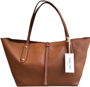 Annabel Ingall Tote in Toffee