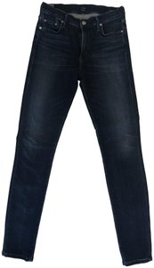 Citizens of Humanity High Rise Skinny Jeans-Medium Wash