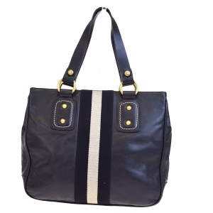 Bally Made In Italy Tote in Black