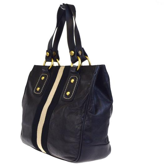 Bally Made In Italy Tote in Black Image 3