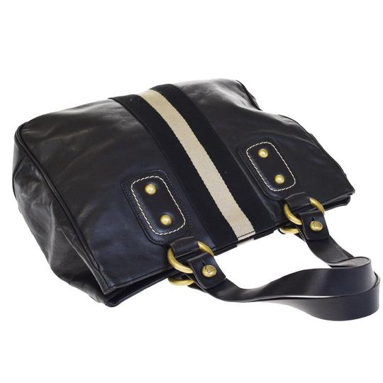Bally Made In Italy Tote in Black Image 4