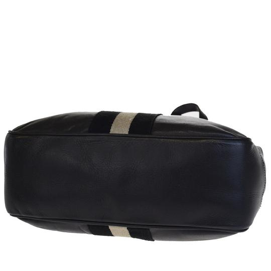 Bally Made In Italy Tote in Black Image 5
