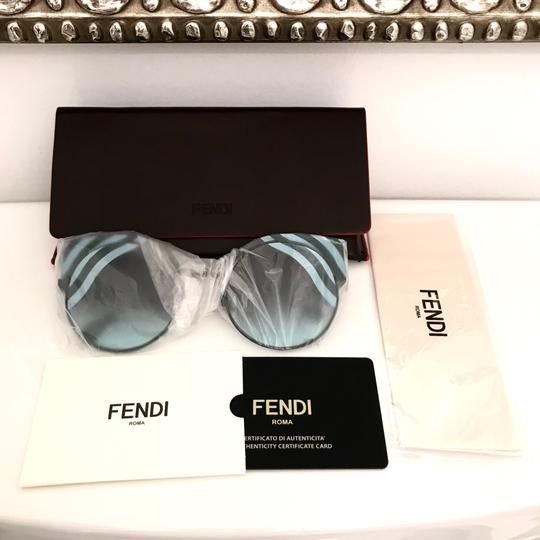 Fendi Cat Eye Cut out Image 11