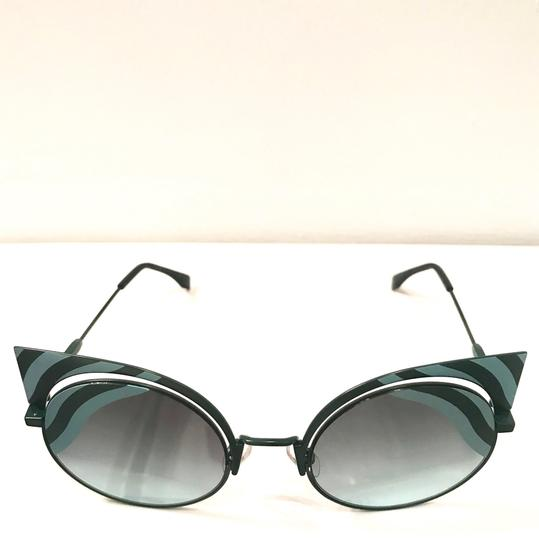 Fendi Cat Eye Cut out Image 4