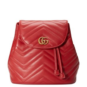 2cc09aa3438e Red Gucci Backpacks - Over 70% off at Tradesy