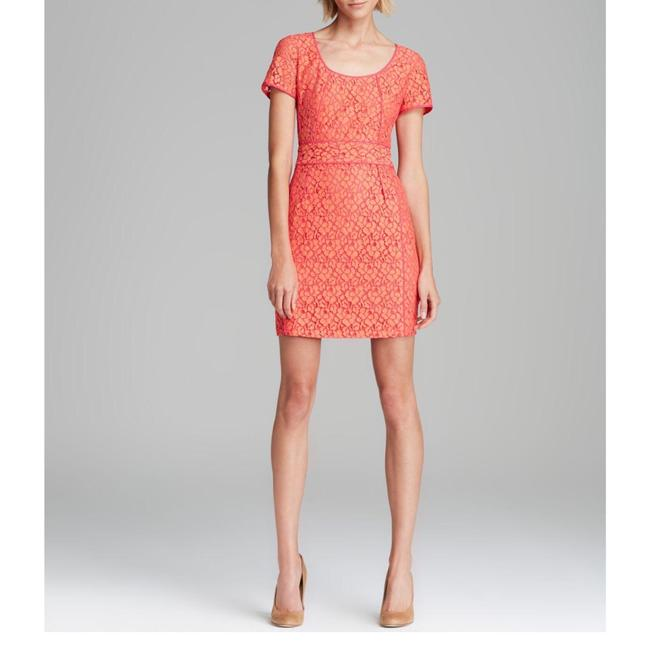 Preload https://img-static.tradesy.com/item/23787389/marc-by-marc-jacobs-red-new-luna-fitted-lace-short-casual-dress-size-4-s-0-2-650-650.jpg