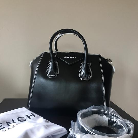 Givenchy Satchel in Black Image 11