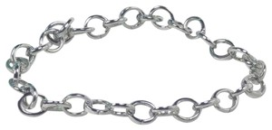 Tiffany & Co. clasping link bracelet