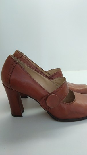 Antonio Melani Brown Pumps Image 2