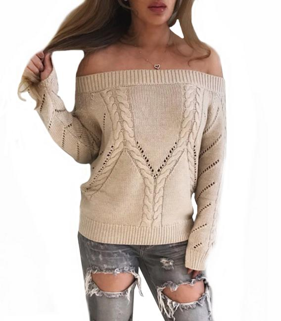 One Grey Day Sweater Image 4